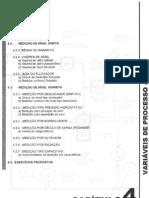 Capitulo 4 Variaveis de Processos Nivel
