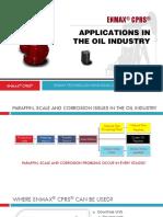CPRS Application in the Oilfield