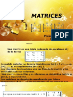 Powerpoint Matrices