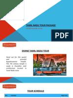 Southern Travels - Divine Tamil Nadu Tour