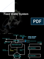 Feed Water System