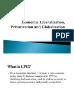 Economic Preset ON LPG AND WTO