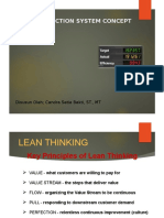 Chapter 5 Lean Manufacturing System Concept