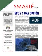 Boletin #6 Cámara de Comercio Colombia-India