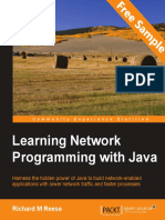 Learning Network Programming with Java - Sample Chapter
