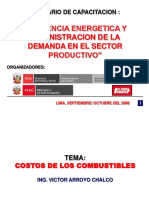 Documento Consumo Industrial