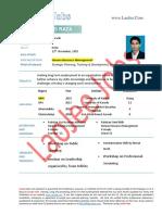 Syed Abbas Raza Naqvi - Hr