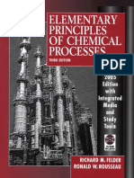 201509245 Elementary Principles of Chemical Processes 3rd Edition 2005 Copy