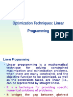 Linear Programming-notes by Goswami