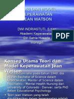 Teori Jean Watson