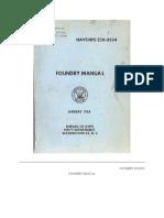 HNSA-1944 Navy Foundry Manual