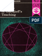 Kenneth Walker a Study of Gurdjieff s Teaching