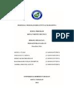 Proposal PKMK