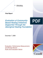 Inac Evaluation