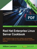 Red Hat Enterprise Linux Server Cookbook - Sample Chapter