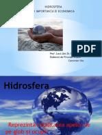 Hidrosfera Si Importanta Ei Economica (1)