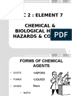 IGC2 Element 7 Chemical Biological