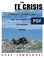 Hans Y. Tammemagi-The Waste Crisis_ Landfills, Incinerators, And the Search for a Sustainable Future (1999)