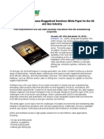 LEMO - Northwire Release Ruggedized Solutions White Paper for the Oil and Gas Industry