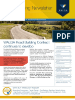 Road Building Newsletter August 2014