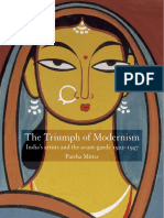 Partha Mitter - The Triumph of Indian Modernism.pdf