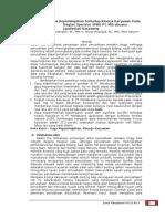 Pengaruh Gaya Kepemimpinan Terhadap Kinerja Karyawan PDF Convert