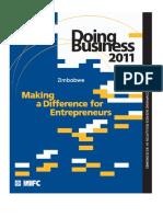 Simbabwe Doing Business in Zimbabwe 2011