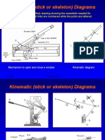 2 - Kinematic Diagrams & Degrees of Freedom