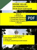 Ekonomi Islam perspektif ZIS 2015.ppt