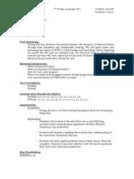 Historical Fiction Unit Overview
