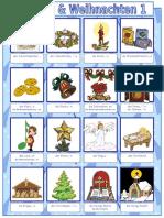 Bildworterbuch Weihnachten 1