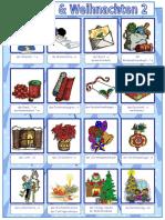 Bildworterbuch Weihnachten 2