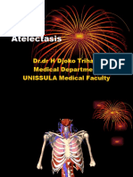 Atelactasis