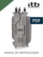 MI008 - Manual Del Regulador RAV-2 Con CTR-2 - Rev 12-2009 - ESPANHOL