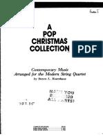 String Quartet Christmas Collection