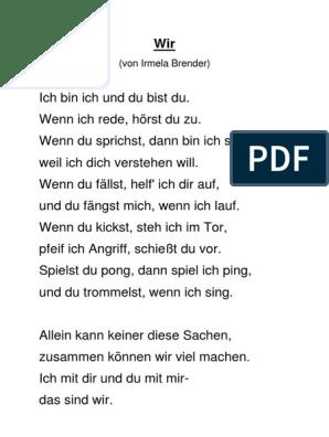 Wir Gedicht