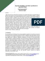 APS-Planejamento Avançado de Produção - Artigo