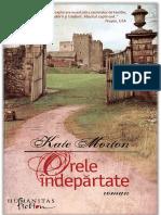 Kate Morton - Orele Indepartate