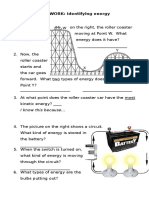 04 - classwork - types of energy