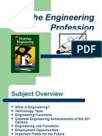 Engineering Profession