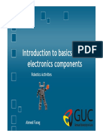 Introduction to Electronics Components