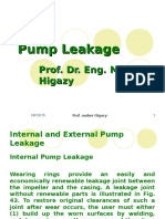 4 Centrifugal Pump Leakage Four