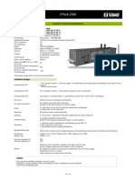 X2500 Brochure