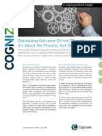 Optimizing Outcome-Driven Change