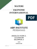 Ekonomi Internasional EDIT