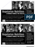 Vegetarian Athletes