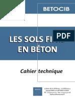 18383 Guide BETOCIB Les Sols Finis en Béton 20214