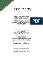 Going Merry (Sayonara)