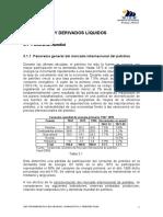 URUGUAY Petróleo y Derivados Líquidos