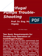 11 Centrifugal Pumps Trouble-Shooting Eleven